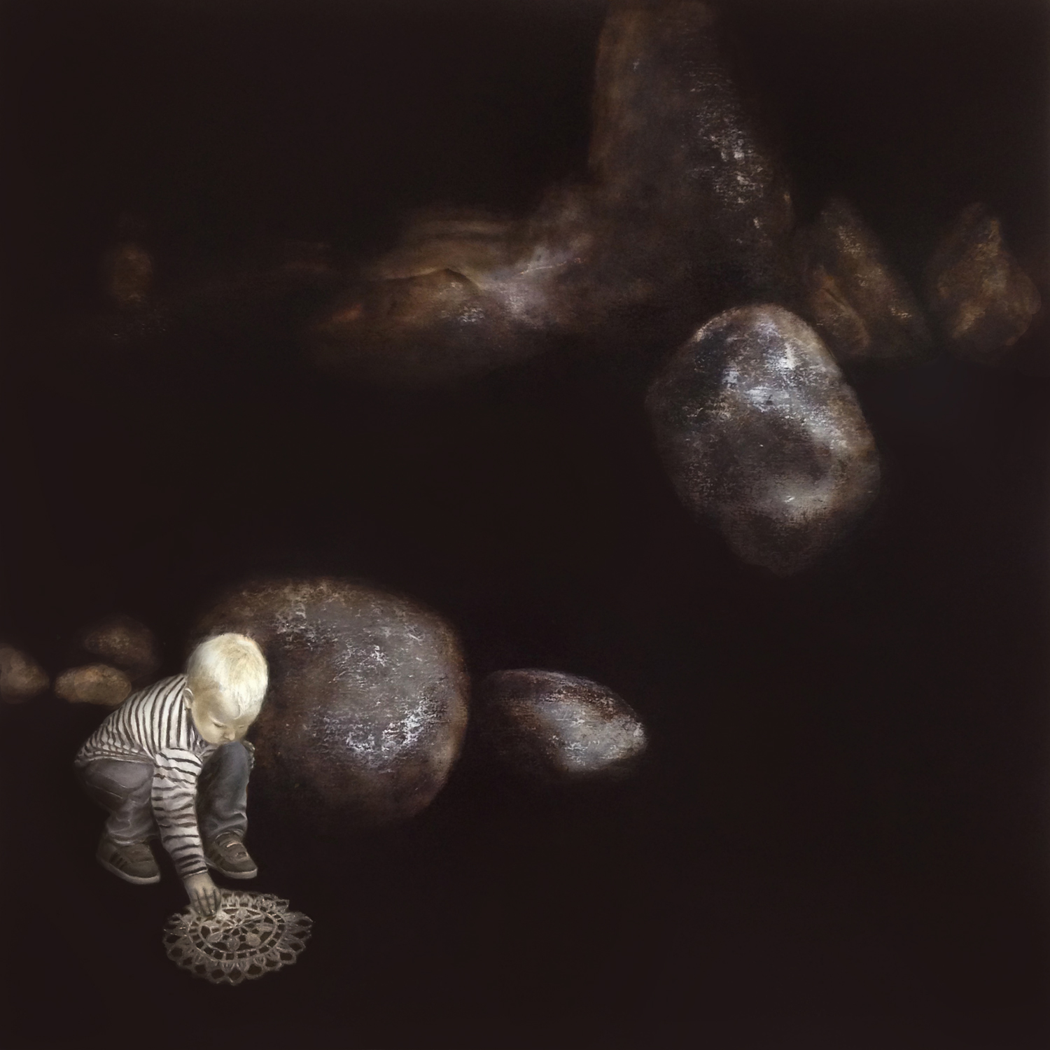 Pale & Interesting - on show as part of:Pinpoint: Banyule Contemporary Art Fair curated by Claire WatsonHatch Contemporary Art Space11 November - 13 December 2014