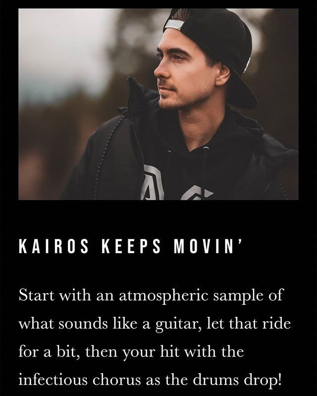 """Start with an atmospheric sample of what sounds like a guitar, let that ride for a bit, then your hit with the infectious chorus as the drums drop! That's how @officialkairosmusic new single """"Movin"""" begins. The beat is simple but what Kairos does with it is the important part and what really showcases him as a true artist.🌊 ⠀⠀⠀⠀⠀⠀⠀⠀⠀ Kairos takes the approach on """"Movin"""" to tell you how he feels in a melodic approach on the verses which only adds to how catchy this track actually is. Using clever word play and next level rhyme schemes, Kairos paints a picture of the story in the listener's mind as they go along. Kairos is not here in this unltra vibe-y song to flex and showcase his bar capability; his talent comes out naturally. 🚀 ⠀⠀⠀⠀⠀⠀⠀⠀⠀ Read more and check out the interview to learn more about this next level hip hop artist! ✌️ LINK IN BIO!"""