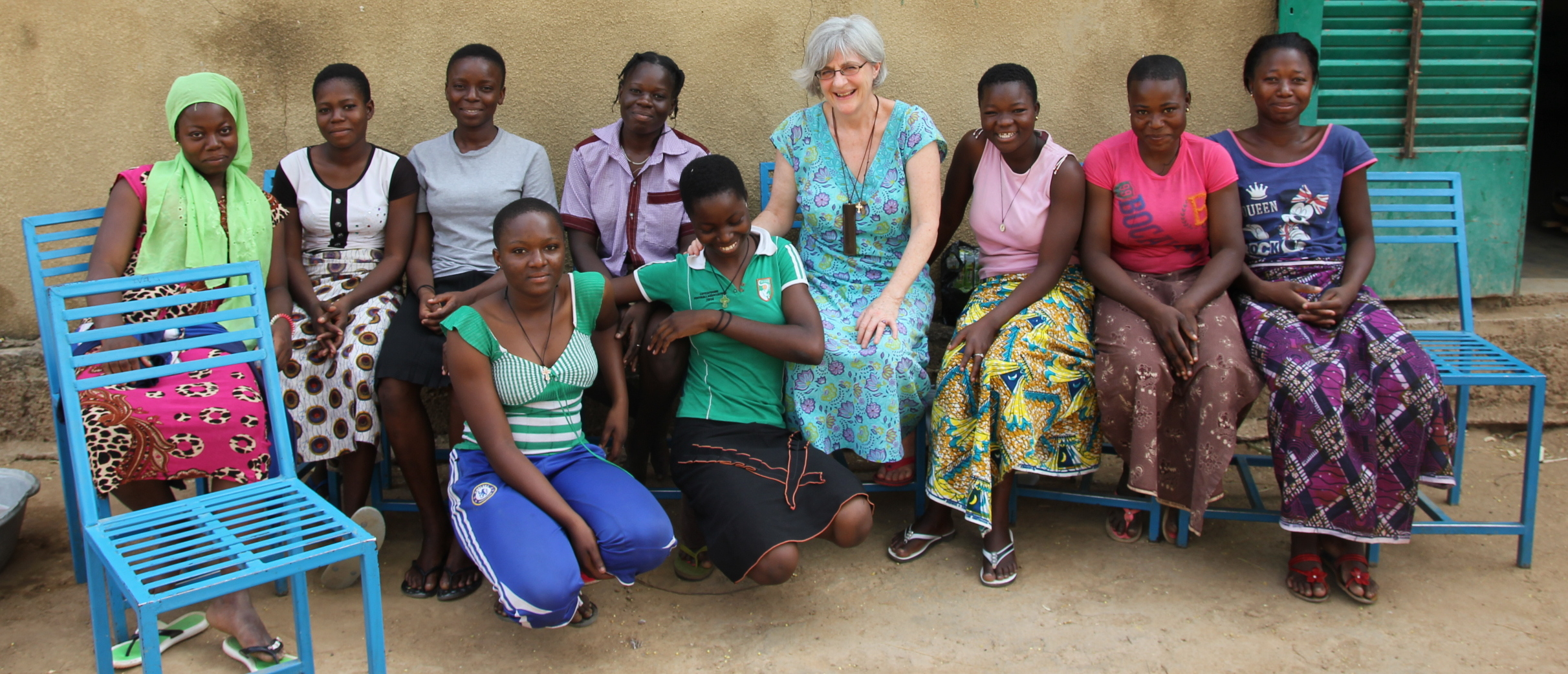St Monique Home - Orphaned girls need help to remain in school