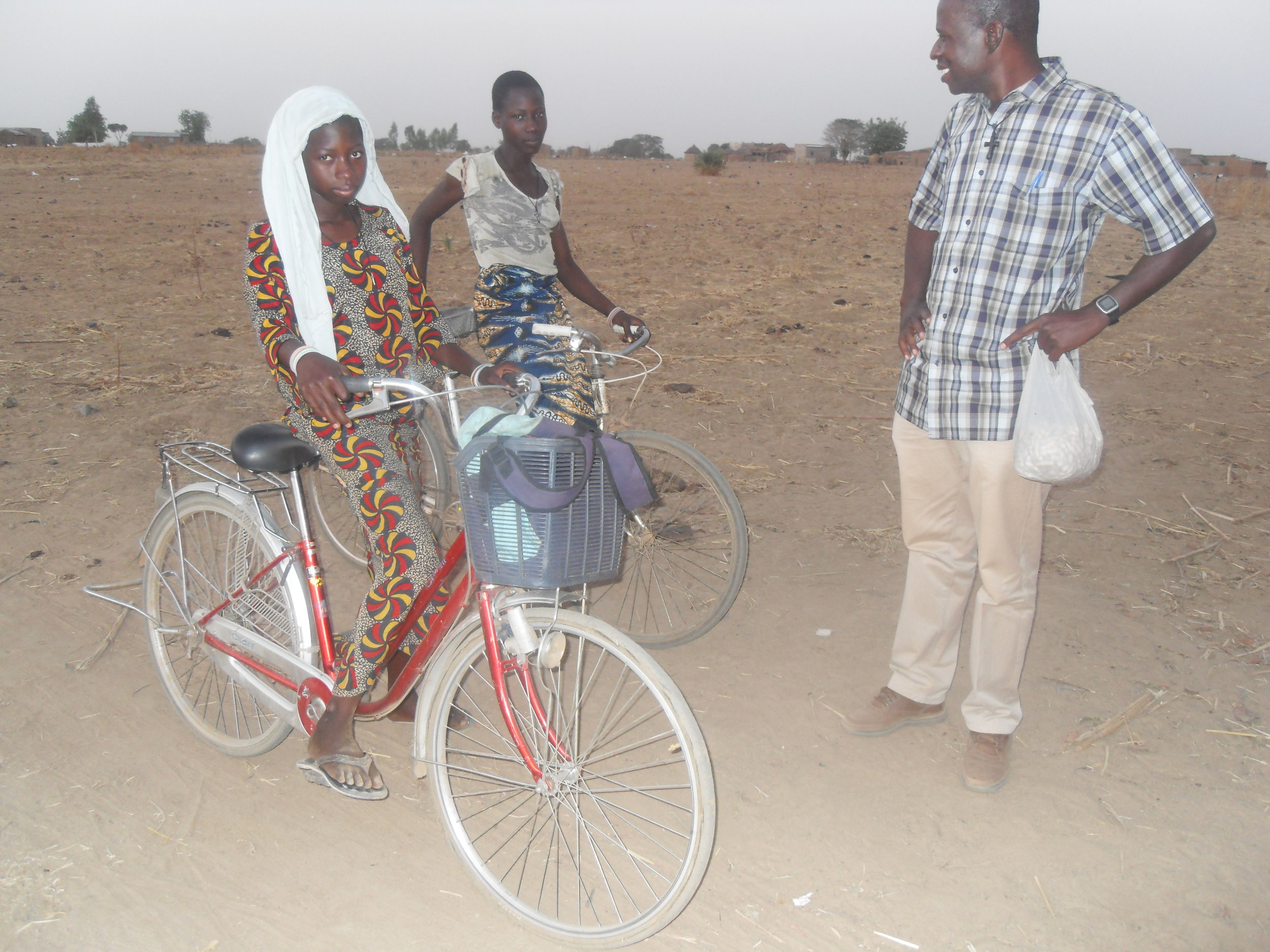 Bicycles! - What would they do without them? …
