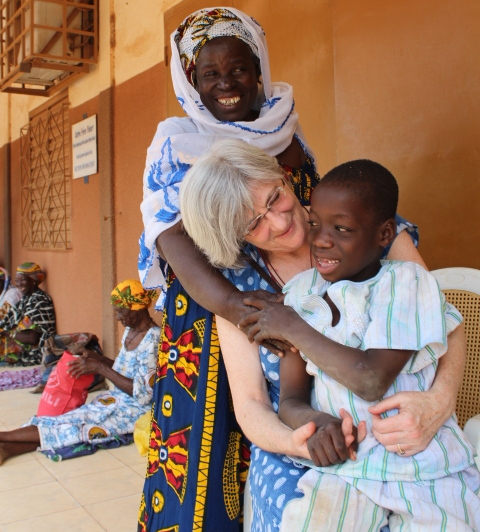 Serving the poor and needy of Burkina Faso -