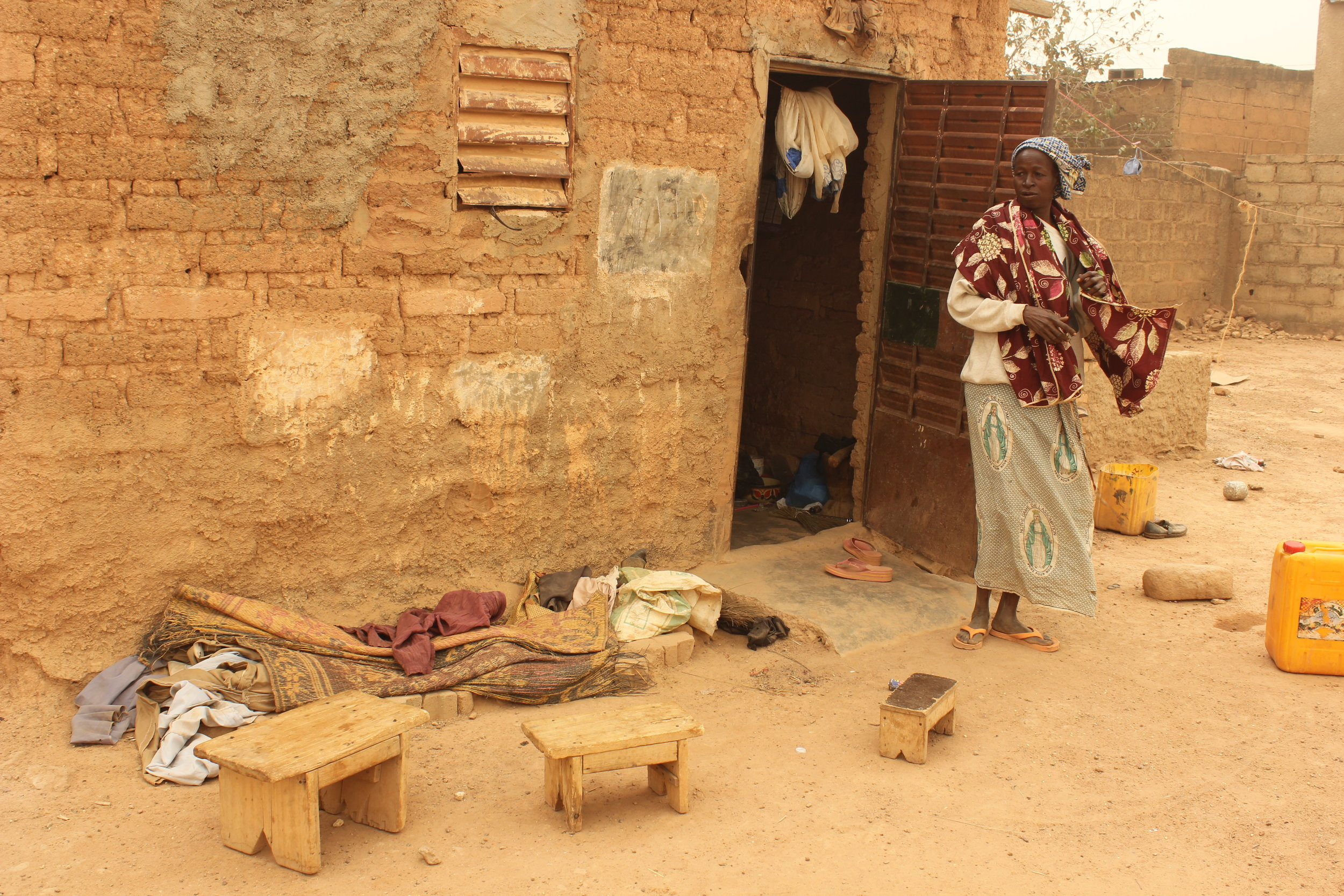 Gallery … - … of life in Burkina Faso