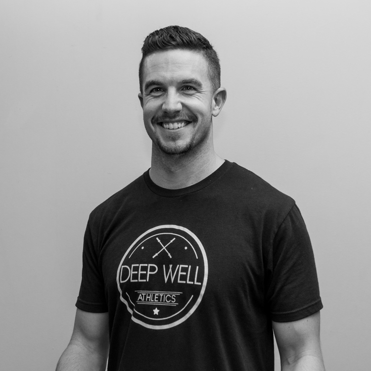 Justin Fisher - CoachCrossFit L2CrossFit GymnasticsHSN Nutrition Coach