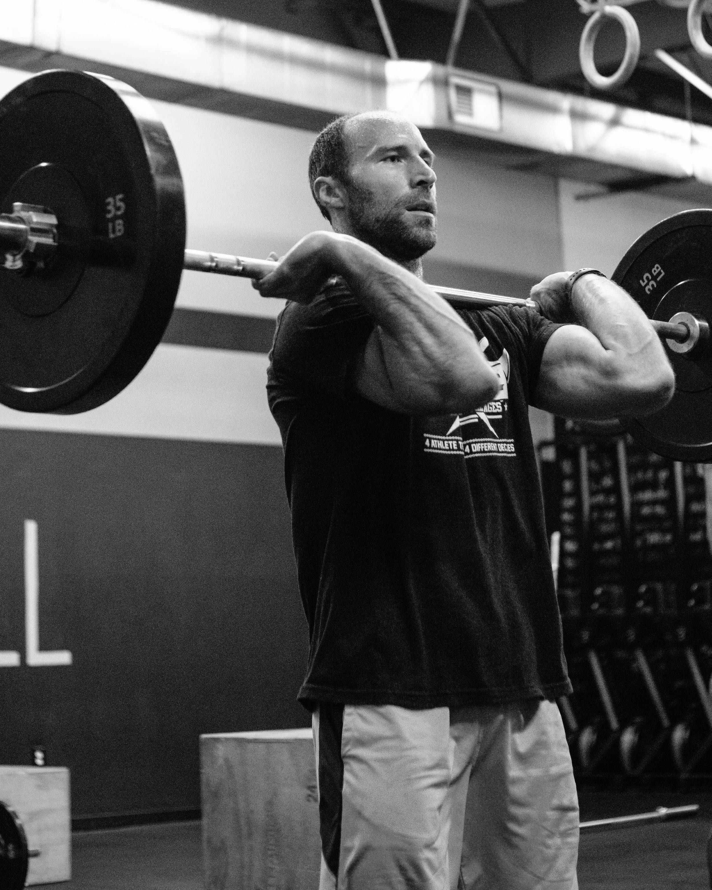 Eric Powell, DPT - CoachCrossFit L1