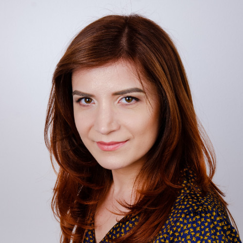 Andreea Iosub    Business Development Advisor