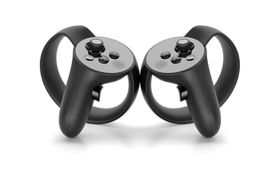 Oculus Touch (2 pairs)