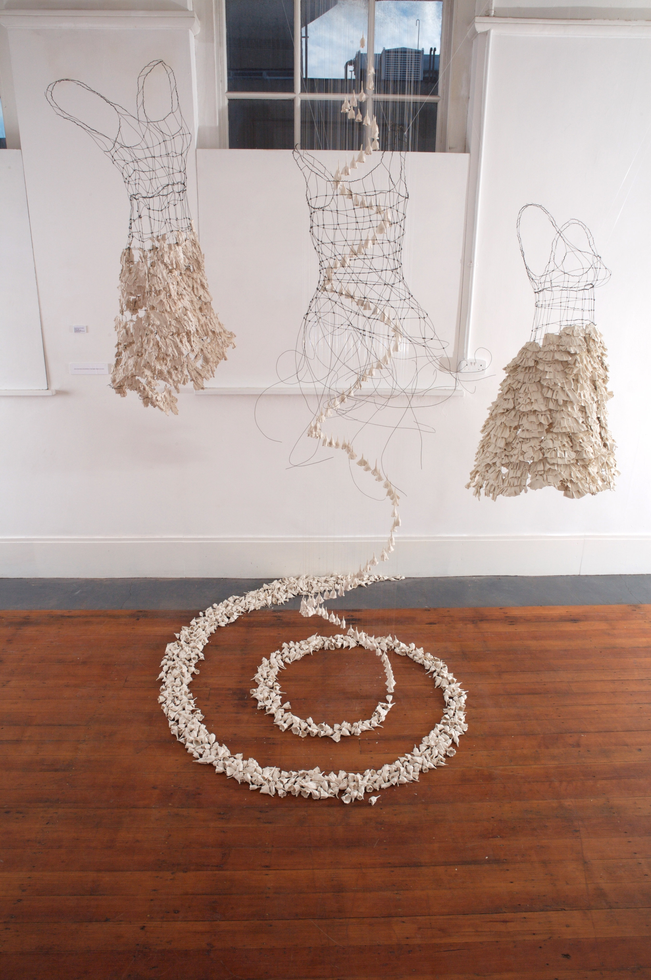 2 %22Remnants from St Anne's Square 1991,%22  Bridewell Gallery 2006.jpg