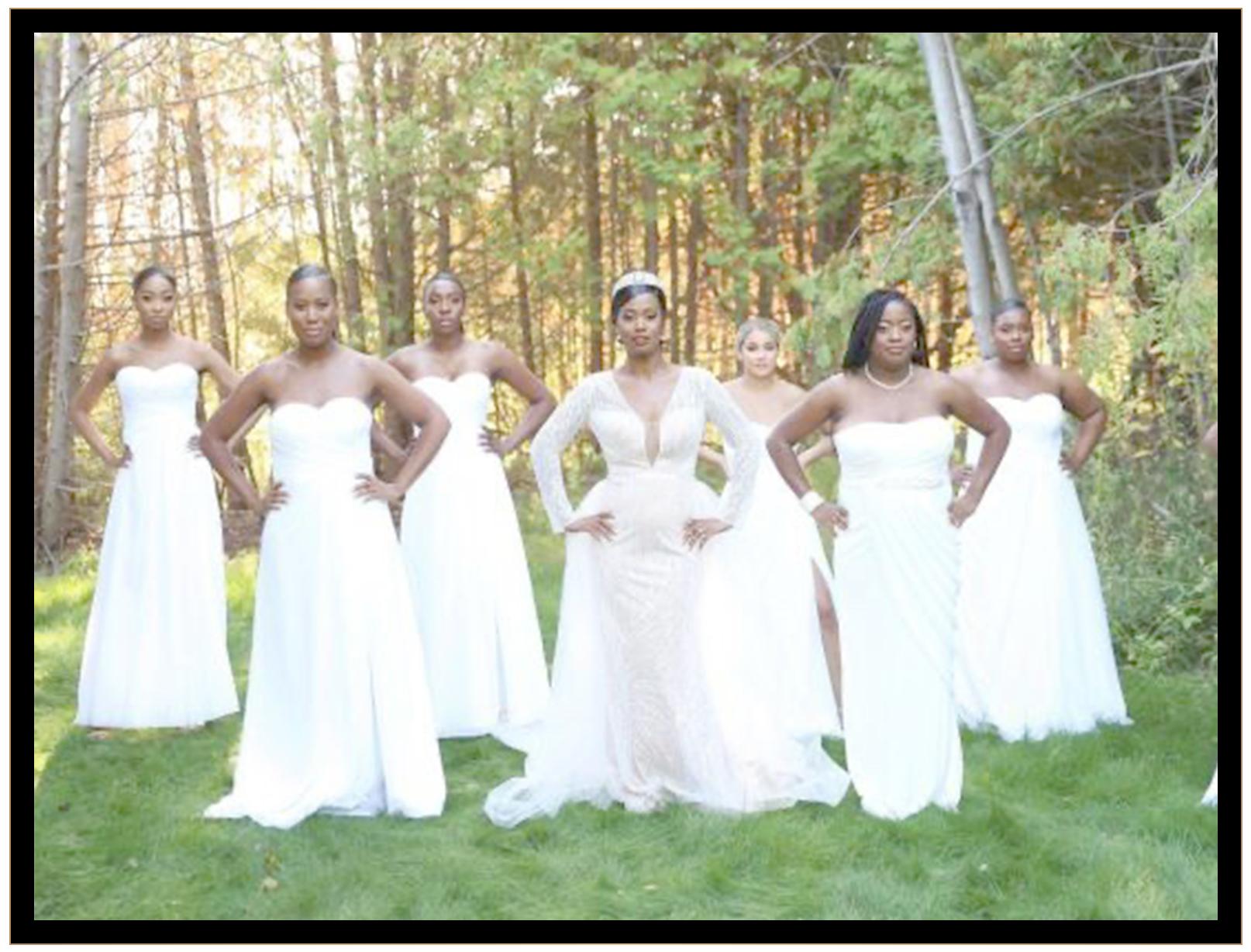 Brides — Mariana's Bridal Boutique