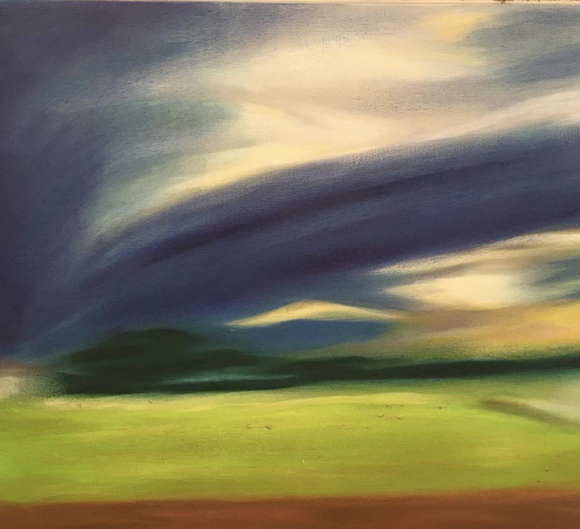 Blurred Storm