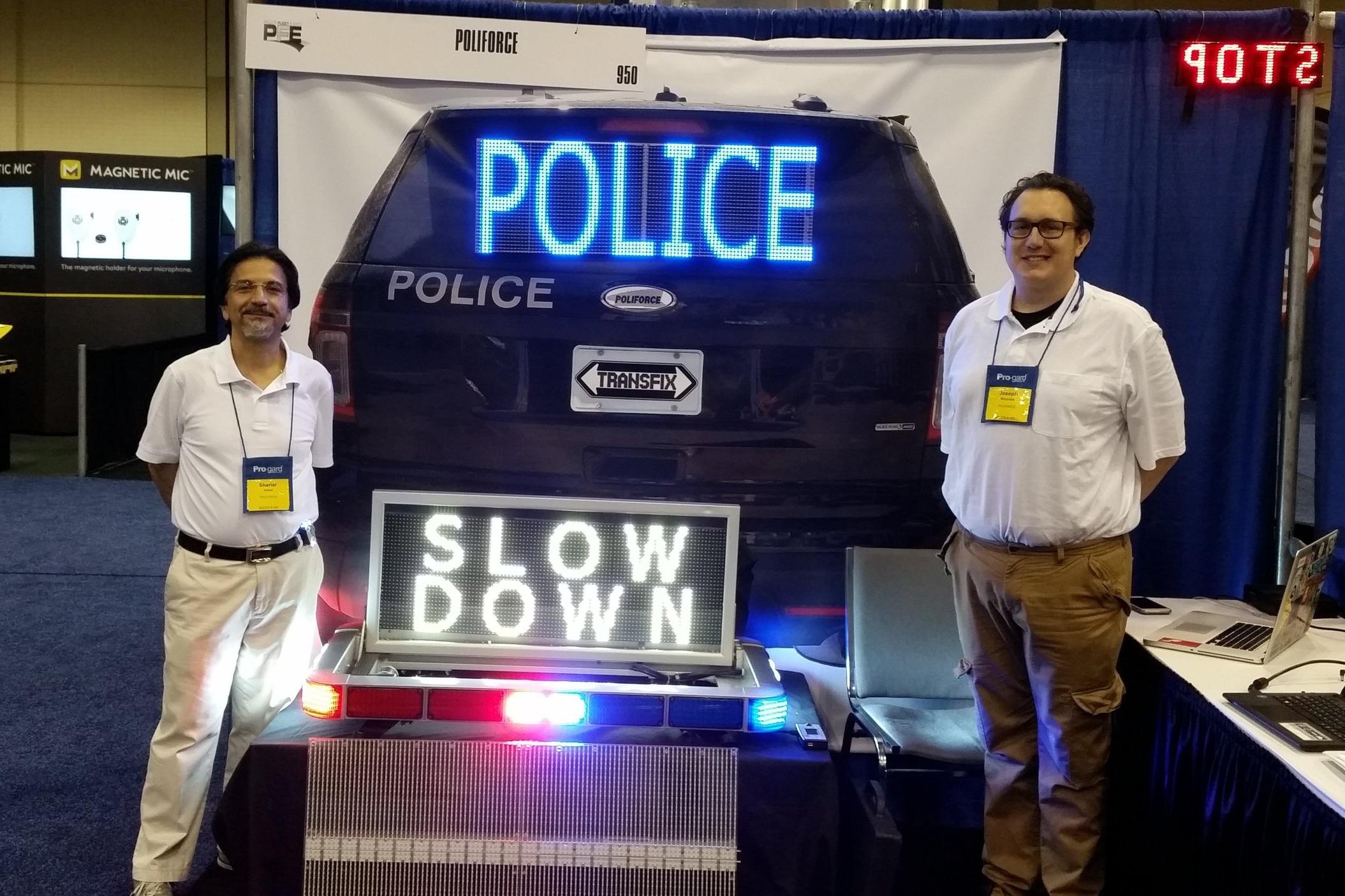 2017 Police Fleet Expo -
