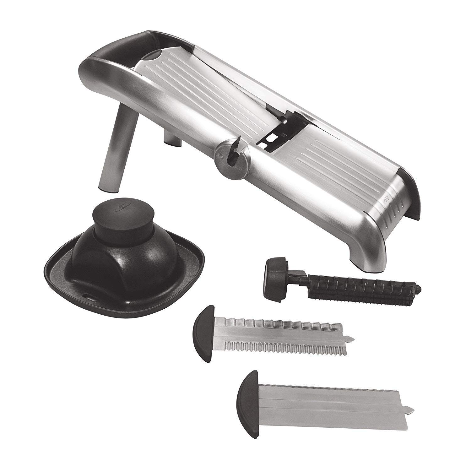 SteeL Chef's Mandoline Slicer -