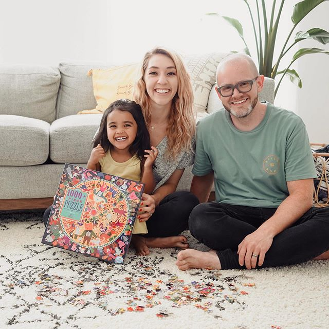 "We are so thankful for the success of our auction fundraiser and we wanted to do one more little fun one! When we saw this idea we thought it was so cute and love the idea of it - it's called a puzzle fundraiser! 🧩  Here's how it works: 1. Each puzzle piece can be sponsored for $10.  2. For each piece you sponsor, we will write your name to the back  and add it to our puzzle. When the puzzle's finished we'll hang it in the new nursery with a double sided glass so they can grow up and see who lovingly helped bring them home!  3. To purchase you can send money through Paypal (friends and family option) to lindseyahwhite@gmail.com or Venmo @JPandLindseyWhite 4. Make sure to add a comment to your donation with how many pieces you are sponsoring and the name or family name you want us to write on your puzzle piece. 5. Whether you can sponsor a piece or not, please SHARE this post on your stories, Instagram, Facebook and with your friends.  This is an incredible opportunity to be a little ""piece in our puzzle"" to help bring our baby home. We are so thankful for each and every one of you who are going to be a part of it! 💕"