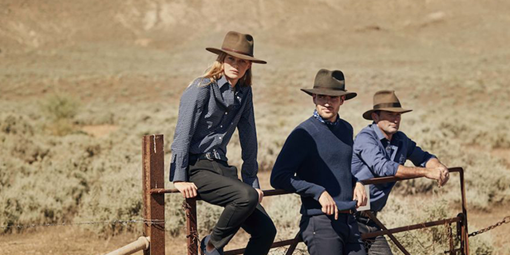 Women's hats & accessories - Stylish women's sunhats, Australia's iconic Akubra, RM Williams leather belts and everyday baseball caps. Whatever women's accessories you need, you can find them at Wallaces.