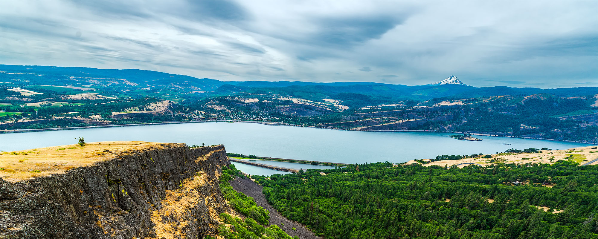 Gorge Office Detail serving the Columbia River Gorge, Hood River, Parkdale, Mosier, The Dalles, Bingen, White Salmon