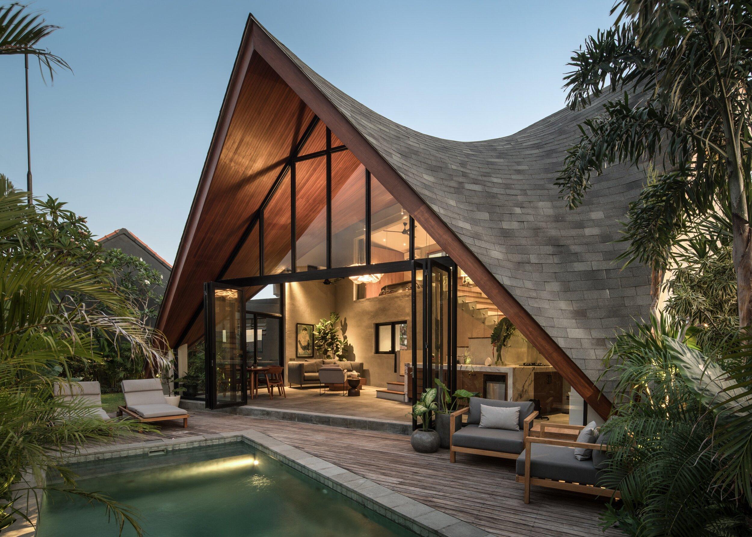 The Riverhouse Bali