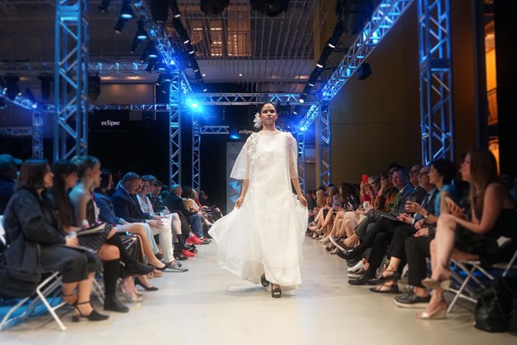 MassArt Fashion Show SP18.