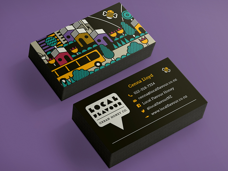 Local Flavour_Dribbble Business Cards.jpg