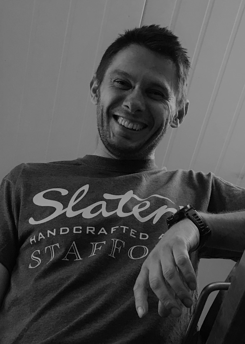 ANDREW SLATER - HEAD BREWER AND MANAGING DIRECTOR