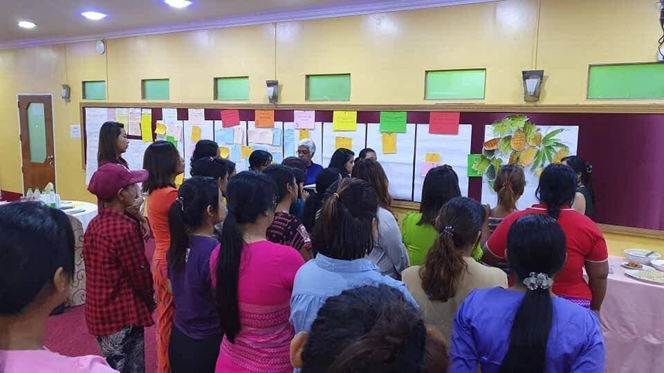 AMA Aye Myanmar Association, Myanmar -