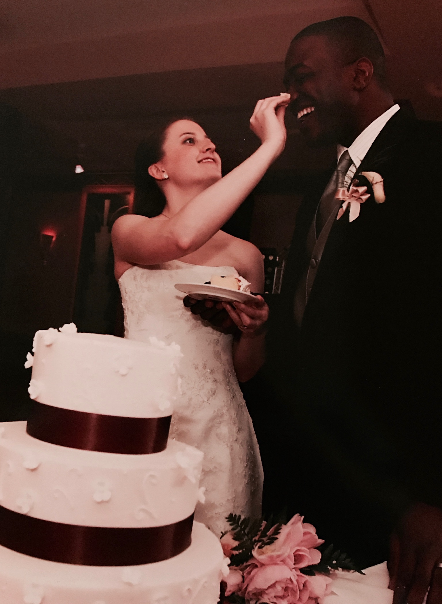 Our wedding: 2007