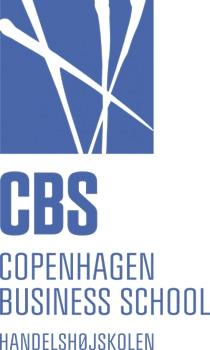 Logo CBS Copenhagen Business School