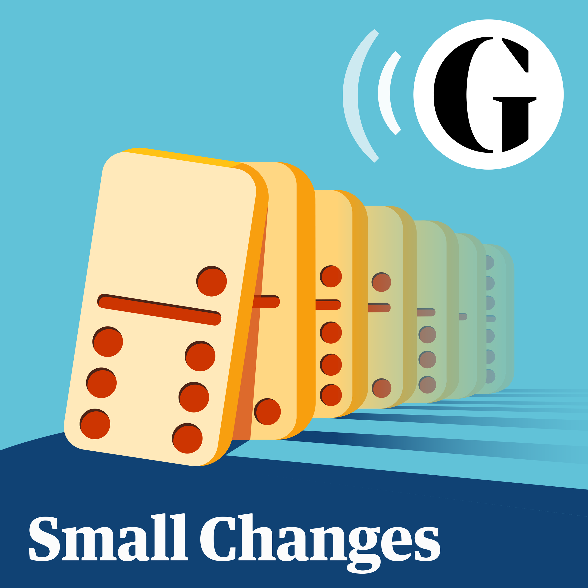 Small Changes Guardian Podcast