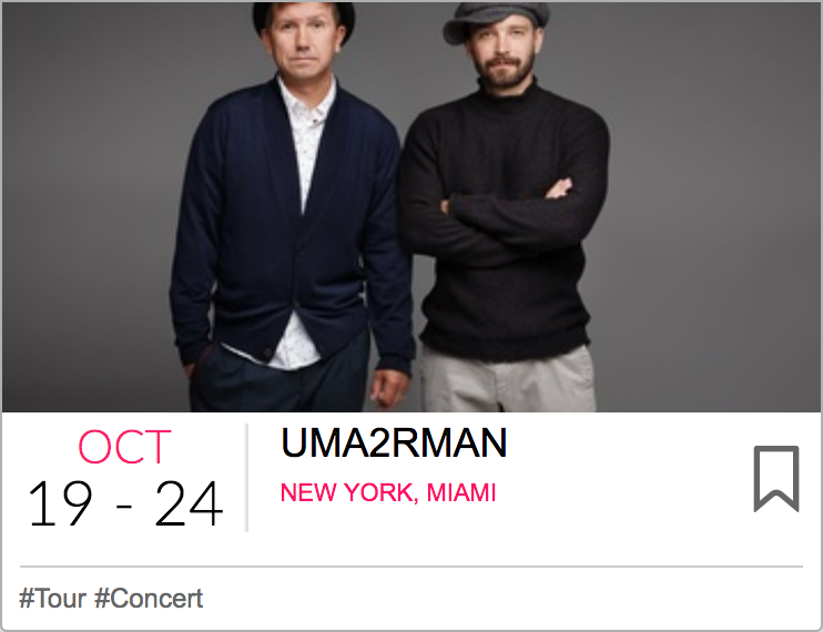 uma2rman - October 19th