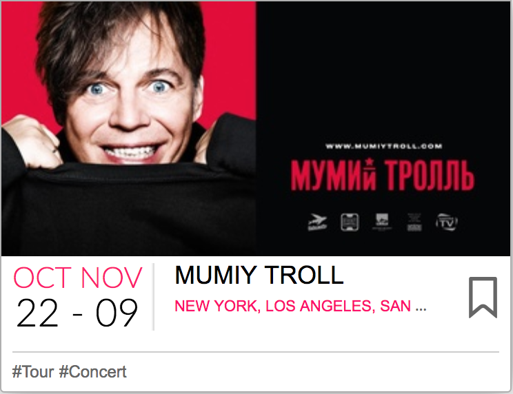Mumiy Troll - November 2nd