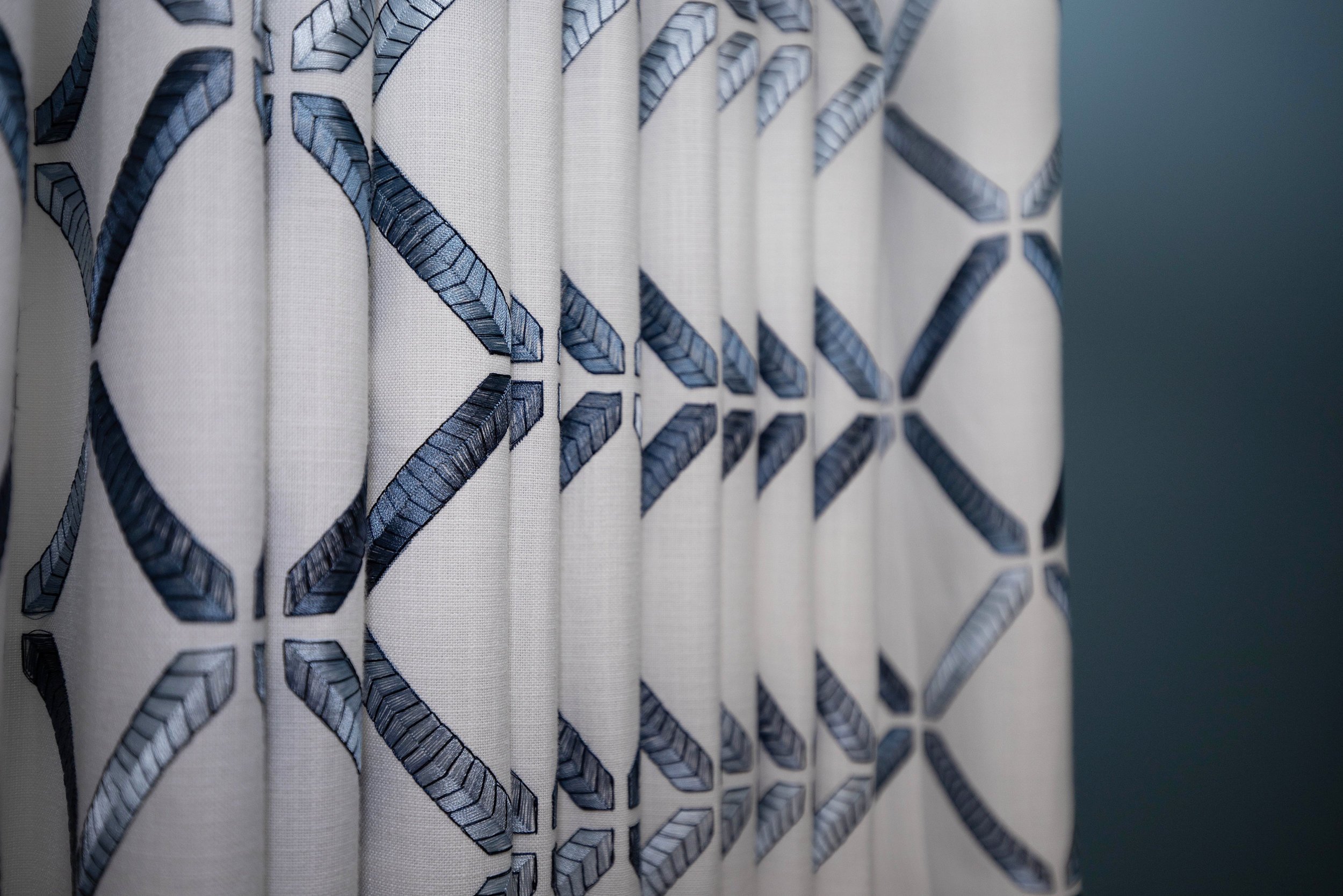 Colleen Primm Design Window Treatments