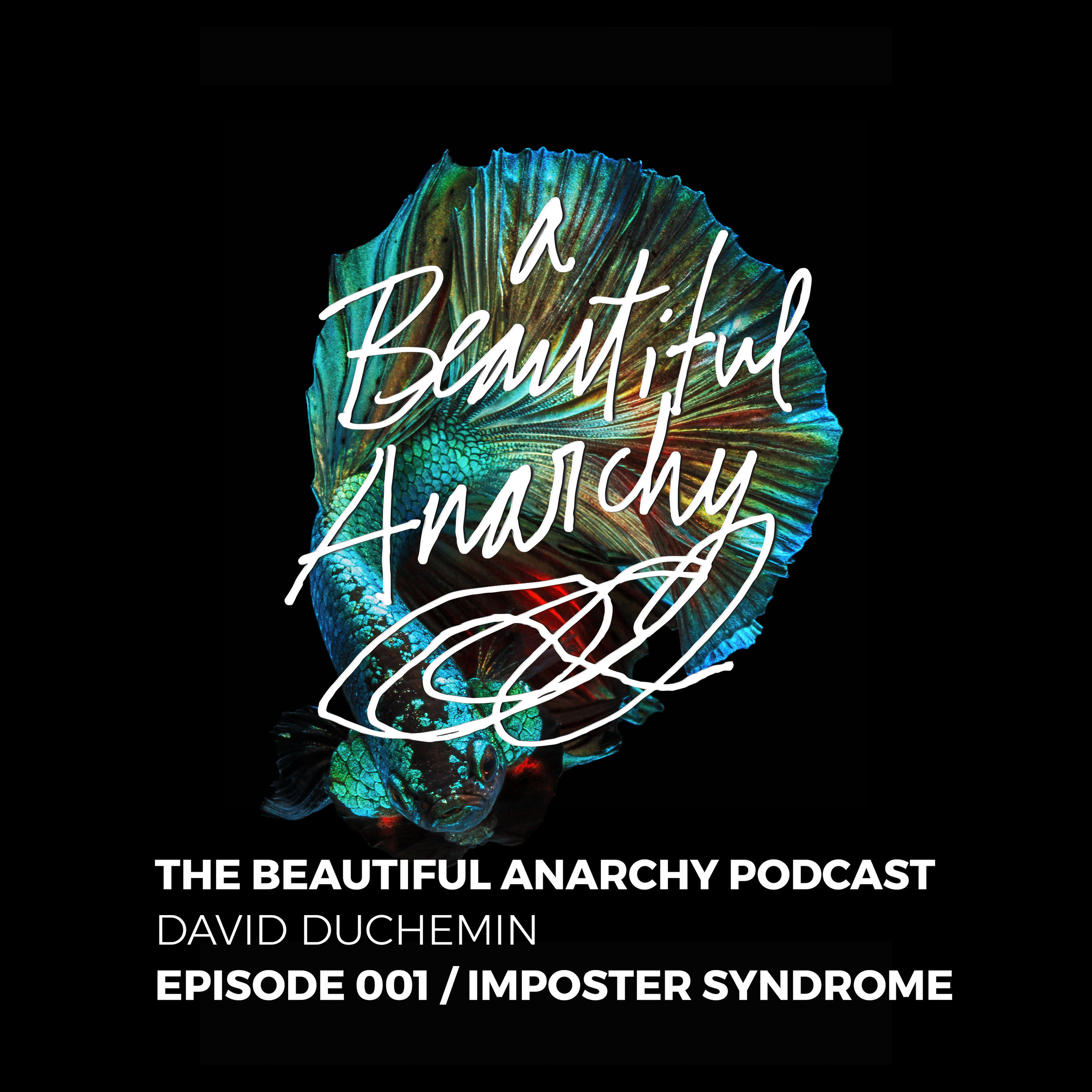 Episode 001: Imposter Syndrome - Every creative person I know feels like they're faking it at times. It can be crippling. But when you consider that everything we create is something new, in uncharted territory, it makes sense that we feel like we're making it up as we go. Where we get into trouble is when we compare our process with others. Let's talk about it.