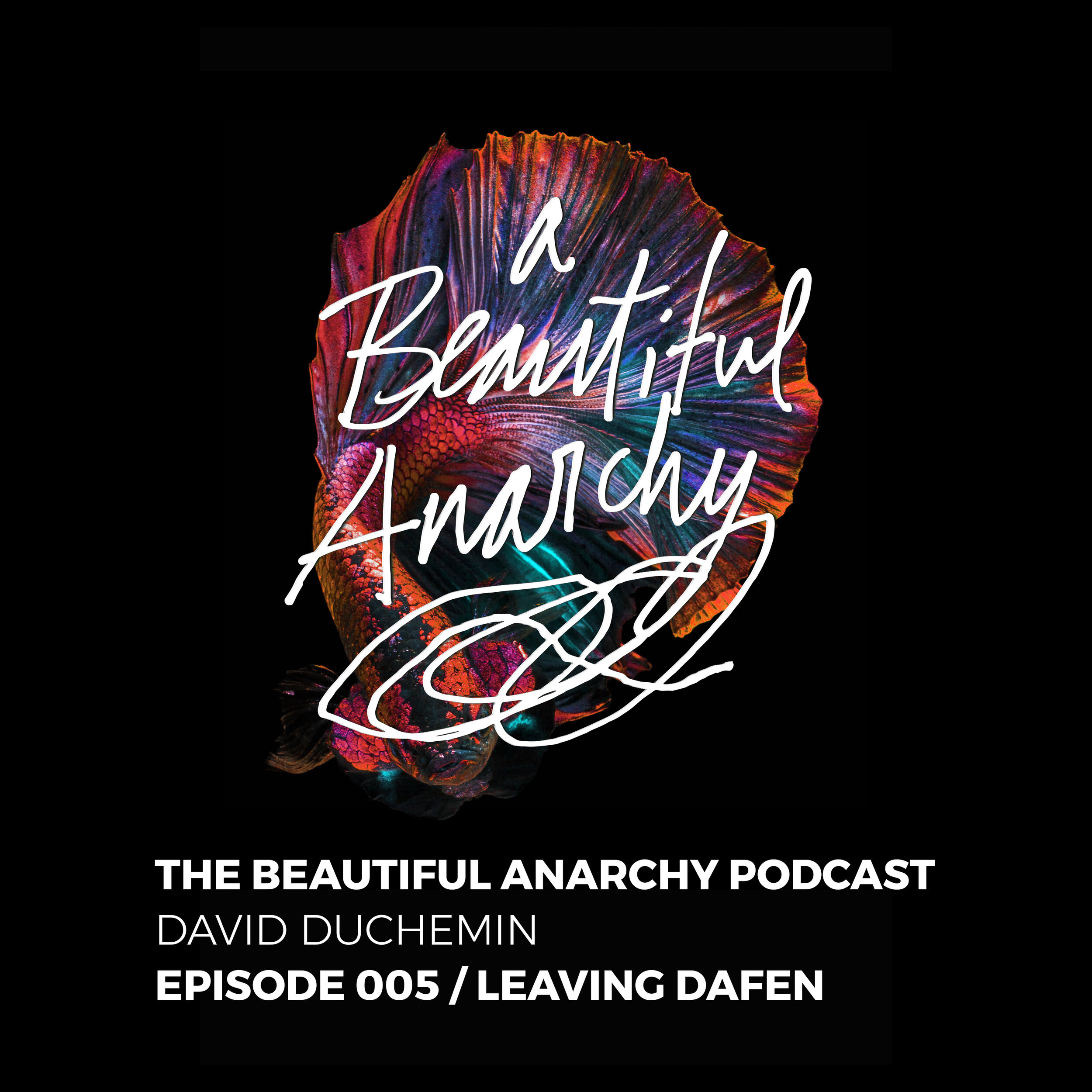EPISODE 005:LEAVING DAFEN - There is a village in China where thousands of painters make their living together, painting away their days in spartan studios, covered in paint, surrounded by canvases. The village is called Dafen, and it intrigues me because, for all the technical prowess possessed by the painters in that community, it is not known for its art. Not really. That is to say it's not known for its own art. It's known for being the world's largest source of counterfeits and copies of art. Want a Mona Lisa but don't have the 500 million it might cost you? You can get one in Dafen for a handful of dollars, relatively speaking. And it'll be a very good copy. But is it art, and was it made by an artist? And why does it matter? This is episode 5 of A Beautiful Anarchy, let's talk about it.