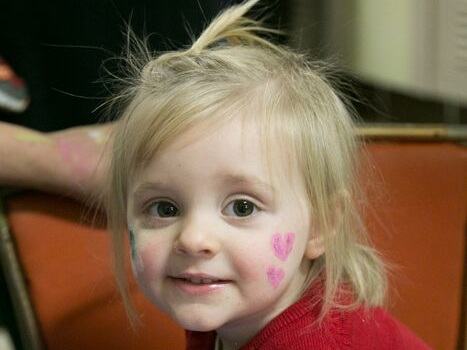 face-painting, crafts, games, and more fun for the whole family! -