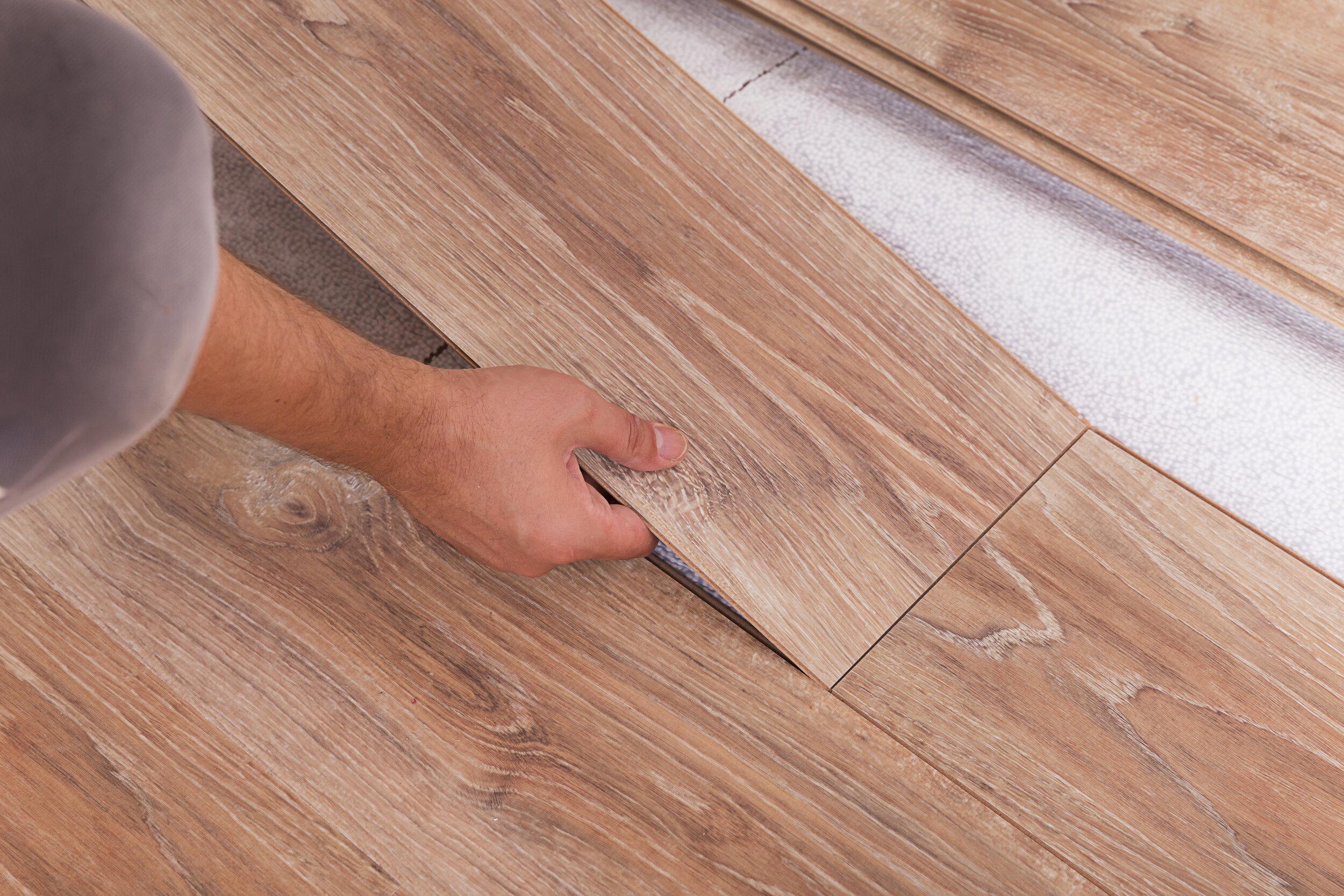 Waterproof Laminate Flooring, Vinyl Plank Flooring Basement Reddit