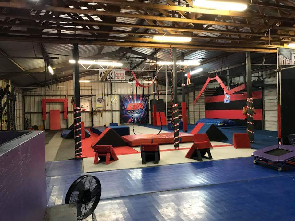 AXIOS Warrior Academy in Texas, owned by our friend Abel Gonzalez, who will help us design ours.