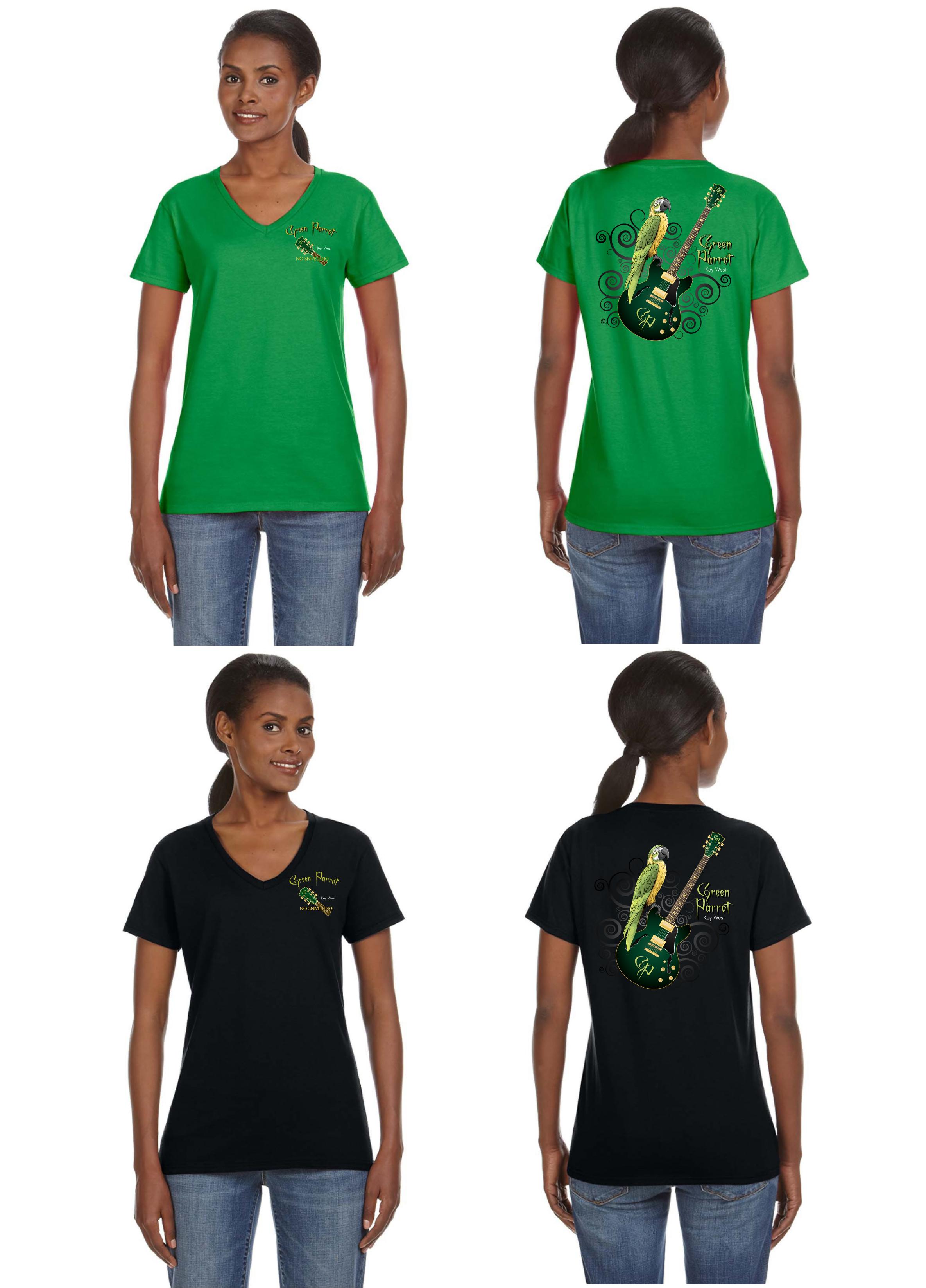 88vl_black and green ladies v neck proofs.jpg