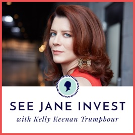 See Jane Invest Podcast Image, Interview with Dr. Alison Mitzner