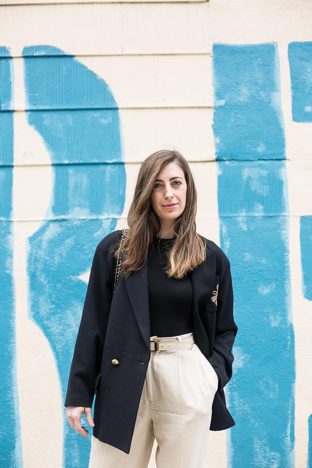 Testimonial and Headshot of Katya Libin  Co-Founder & CEO of HeyMama