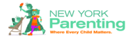 New York Parenting logo - Dr. Alison's pediatrics and parenting expertise has been featured in this publication