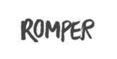 Romper logo - Dr. Alison's expertise has been featured in this publication