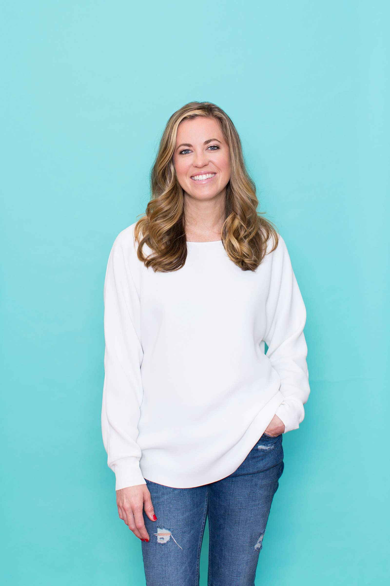Testimonial and Headshot of Michelle Muller, Co-Founder of Little Spoon