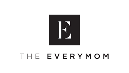 The Every Mom logo - Dr. Alison's motherhood and parenting expertise has been featured in this publication