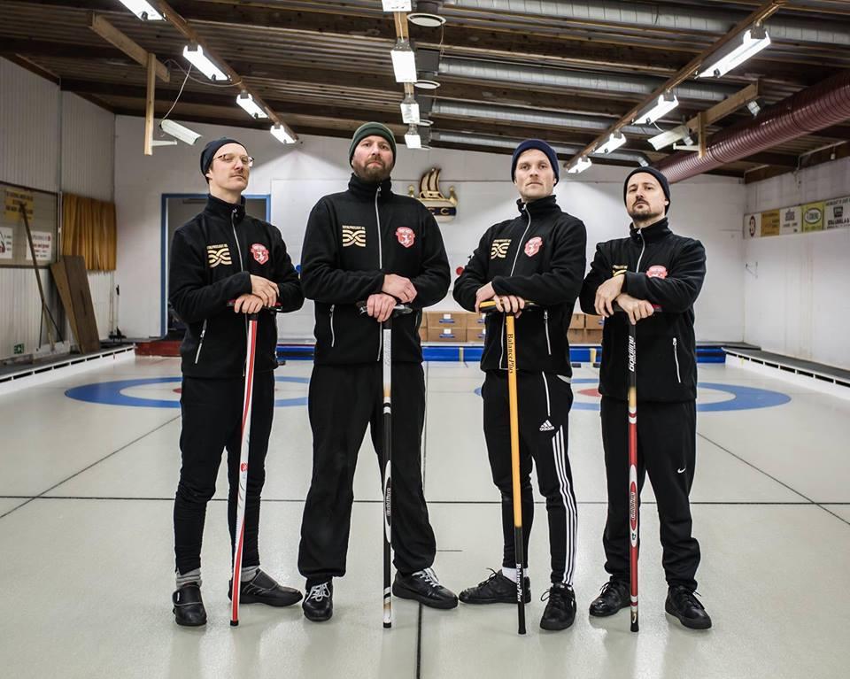 Start ditt et eget curlinglag!