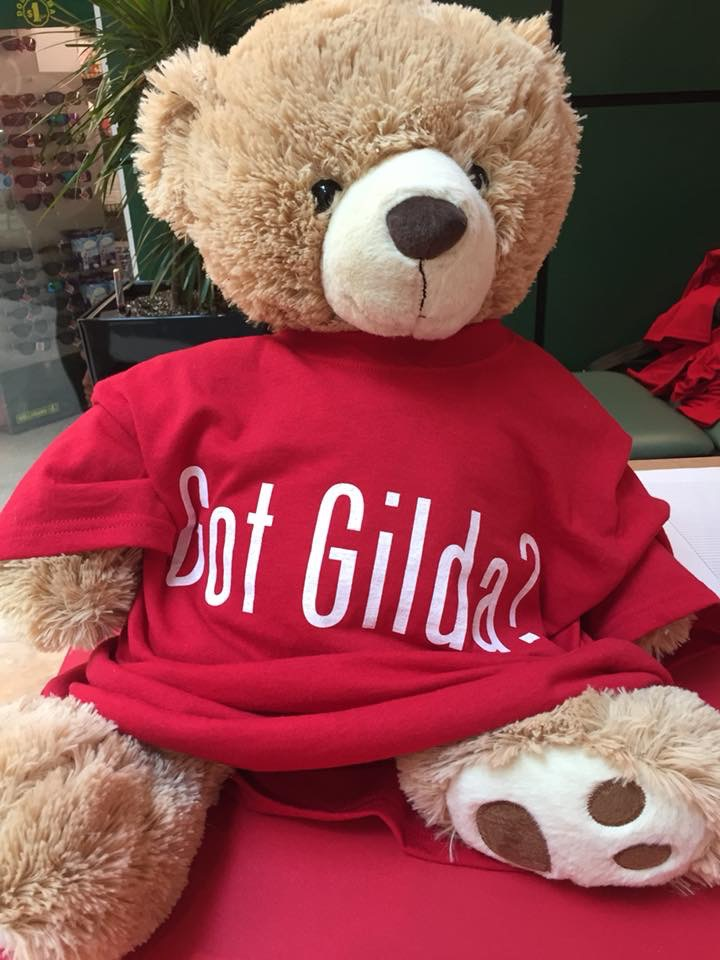 Got Gilda Teddy Bear.JPG