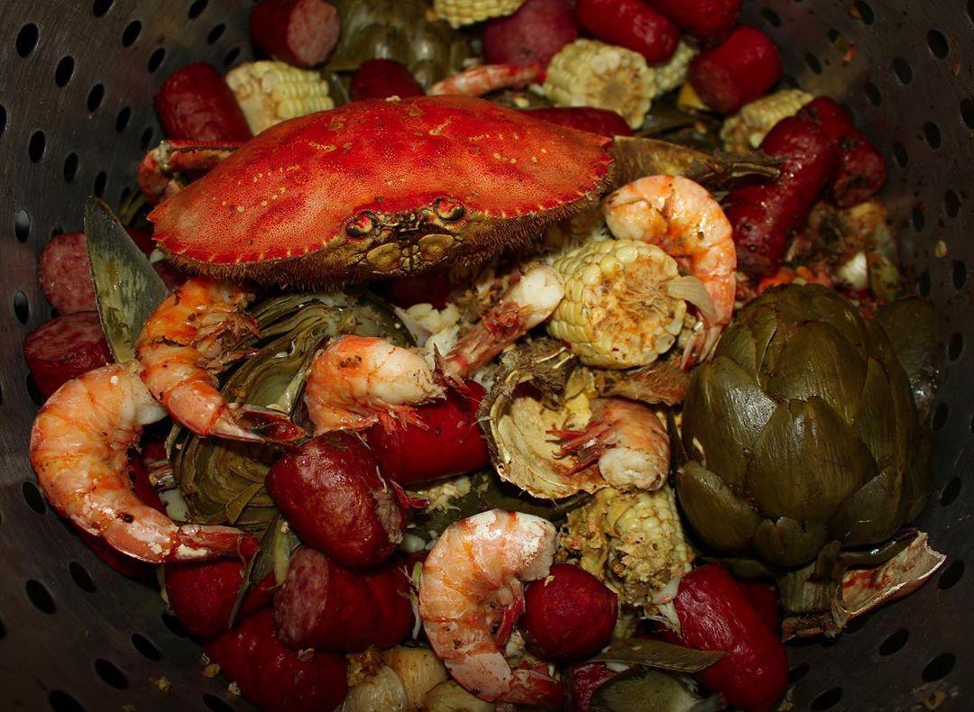 crab boils, whole hog bbq, and custom menus. -