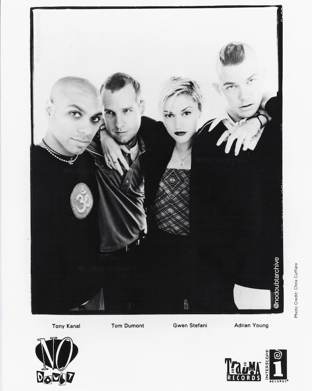 "Promo 8"" x 10"" - 1997?"