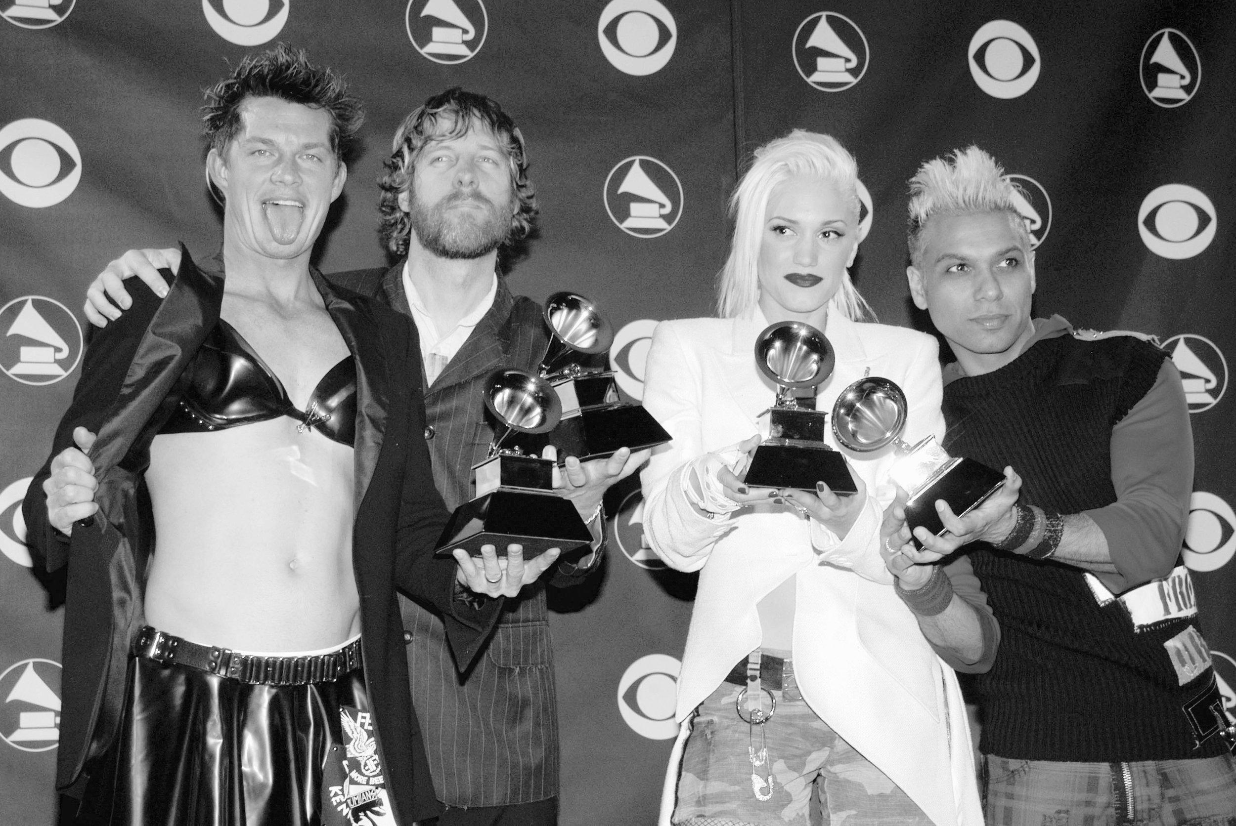 Grammy Awards - Feb 23, 2003