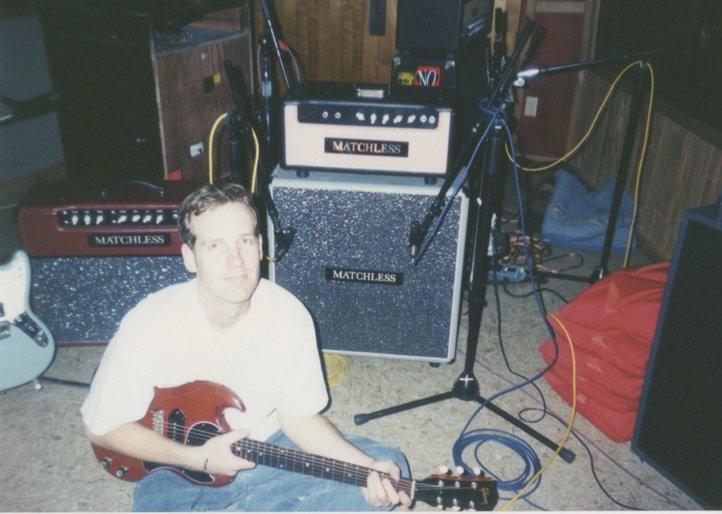 Recording Tragic Kingdom - 1994?