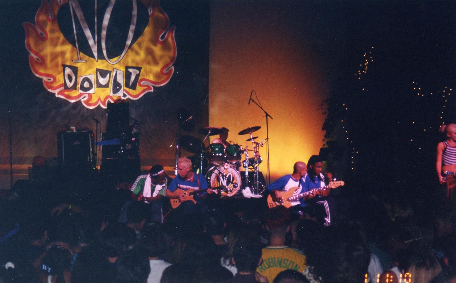 Bren Events Center, Irvine Calfornia - Halloween 1996