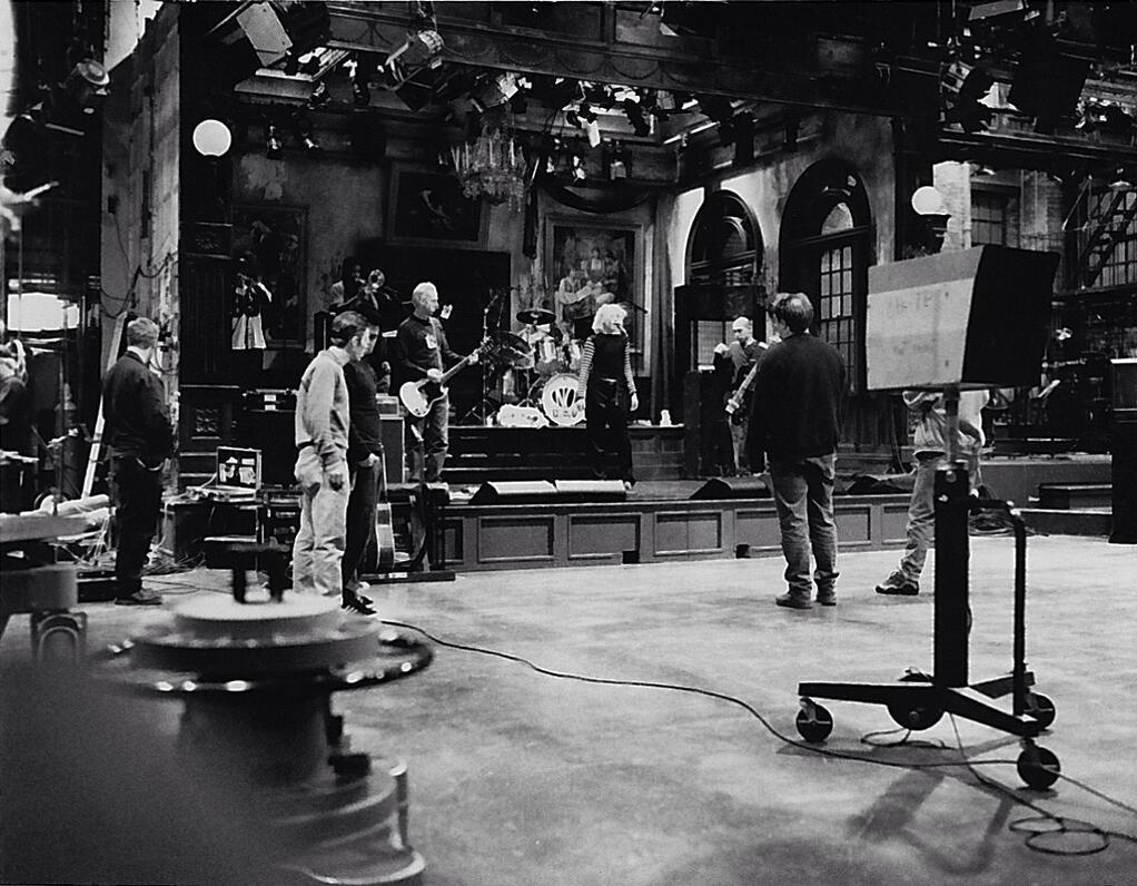 Saturday Night Live soundcheck -Dec 7, 1996