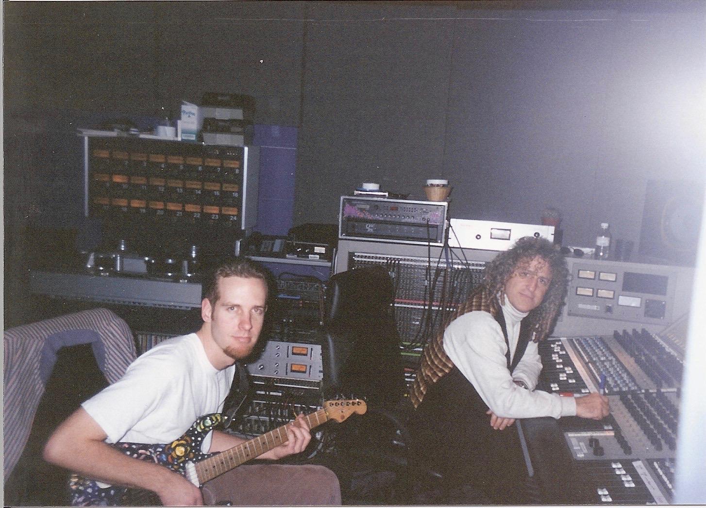 Me & Mathew Wilder - 1994?